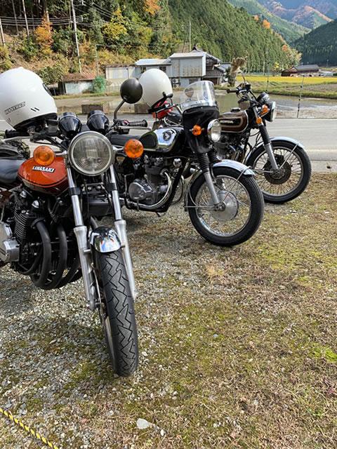 趣味のバイク
